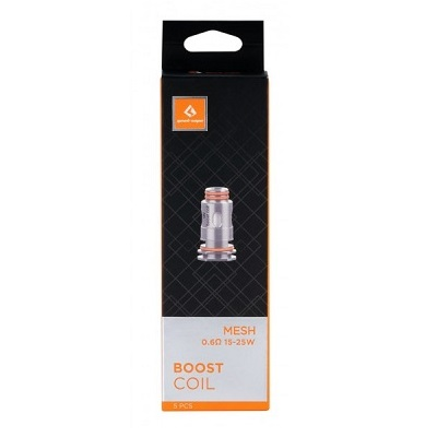 Geekvape Aegis Boost Mesh 0.6 Replacement Coil - 5pcs