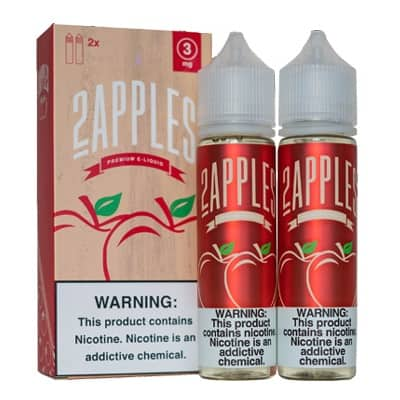 2APPLES E-Juice - 120ml / 2x60ml