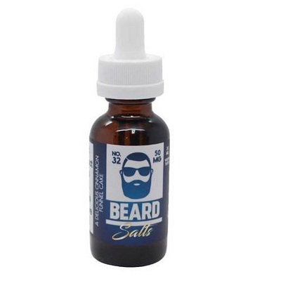 Beard Salts E-Liquid - 30ML