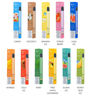 Fuze Mini Disposable - 10Pcs/Pack | 500Puffs