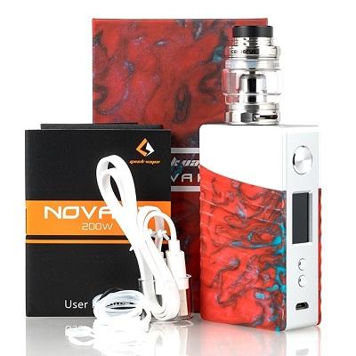 GeekVape NOVA 200W TC Box Mod | Vape Kits
