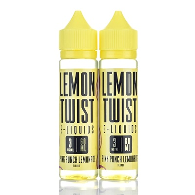 Lemon Twist E-Liquids - 120 ML