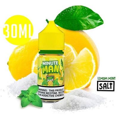 Image result for Minute Man E-Liquid   Nic Salt Vape Juice 30mL