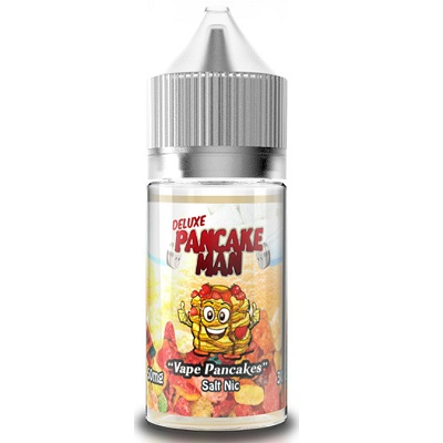 Vape Breakfast Classics - Pancake Man - Salt Nic eJuice | 30mL