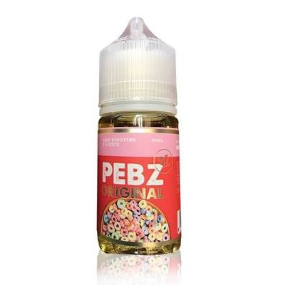 Pebz Salt E-Liquid 30mL