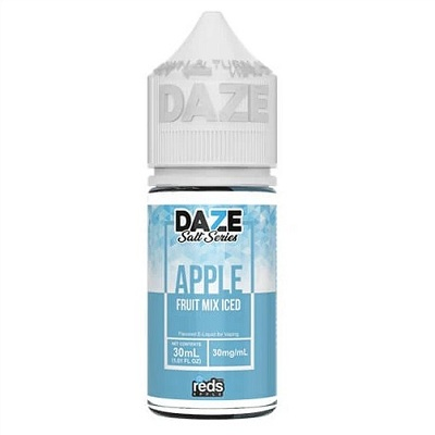 Reds Apple Fruit Mix | 7Daze Salt - 30ML