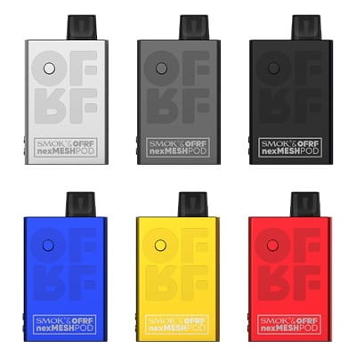 SMOK nexMesh Pod Kit 1200mAh