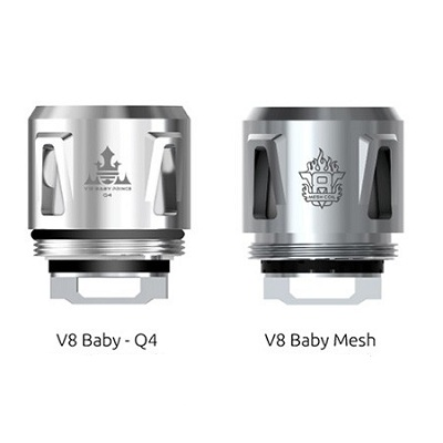 SMOK TFV12 BABY Prince Tank Coil (Pack Of 5)