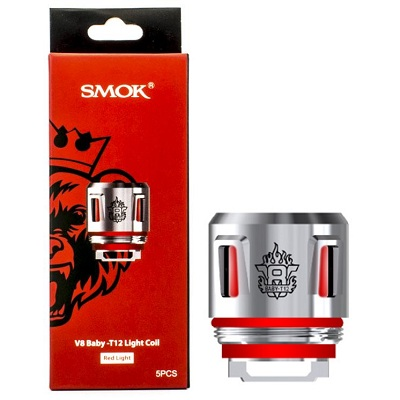 SMOK TFV8 Baby T12 Light Replacement Coil (Pack of 5)