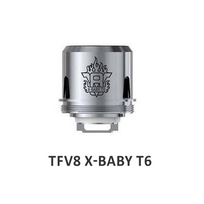 SMOK TFV8 X-Baby T6 - 0.2 Beast Brother Coils - 3pack