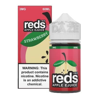 Reds Apple - 7 Daze E-Liquids 60 ML