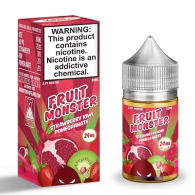 FRUIT MONSTER SALT E-LIQUID / 30ml