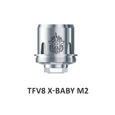 SMOK TFV8 X-Baby M2 - 0.25 Beast Brother Coils - 3pack