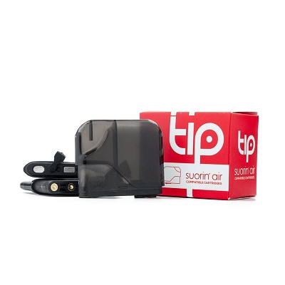 Tip Pod - Suorin Air Compatible Cartridge (Pack of 3)