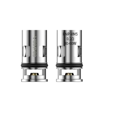 VooPoo PnP VM5 - 0.2 Replacement Coil - 5pcs