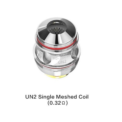 Uwell Valyrian II Single Meshed Coils - 2PCS