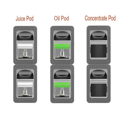 Yocan Evolve 2.0 Replacement Pods Cartridges