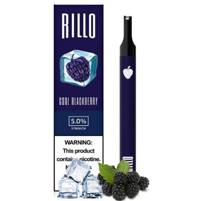 RILLO Pre-Filled Disposable Device | 9.95 | FREE Shipping