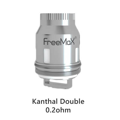 FreeMax Mesh Pro Kanthal Double Mesh Replacement Coil - 3pcs