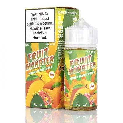 Fruit Monster E-Liquid - 100ml