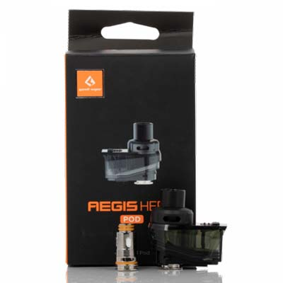 Geek Vape Aegis Hero Replacement Pod - 1Pod+2 Coils