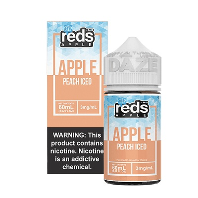 Reds Apple E-Liquids - 60 ML