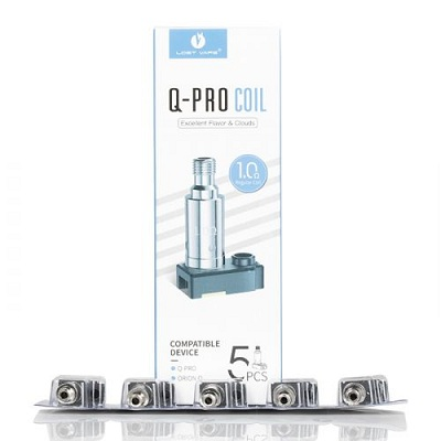 Lost Vape Orion Q-PRO Replacement Coils (5pcs/pack)