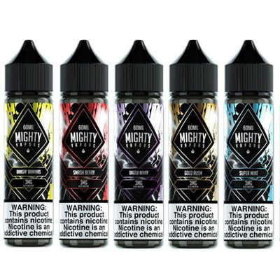 Mighty Vapors Premium E-Juice - 60mL