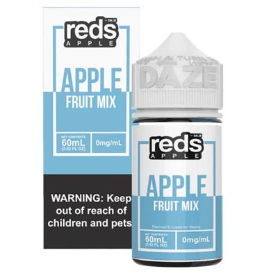 Reds Apple Fruit Mix | 7Daze - 60ML