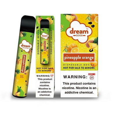 dream GOOD 5% Disposable Pod Device - 10Pcs/Pack