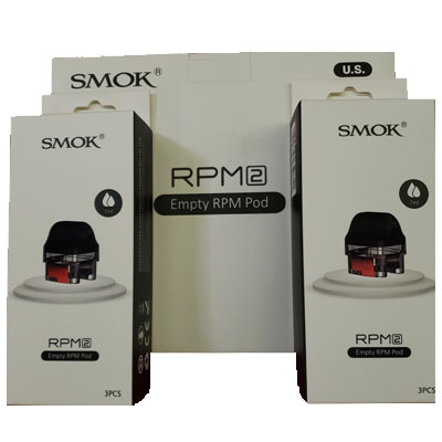 SMOK RPM 2 Empty RPM Pod (3pcs/pack)