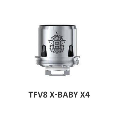 SMOK TFV8 X-Baby X4 - 0.13 Beast Brother Coils 3pack