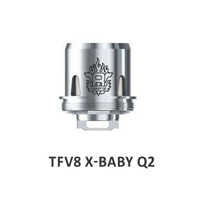 SMOK TFV8 X-Baby Q2 - 0.4 Beast Brother Coils 3pack