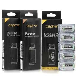 Aspire Breeze / Breeze 2 Coils
