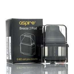 Aspire Breeze 2 Replacement Pod | Vape Cartridge