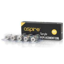 Aspire Spryte Replacement Coils | BVC Coils (5pc/pack)