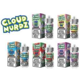 Cloud Nurdz E-Juice 100mL