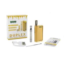 OOZE DUPLEX Limited Edition - Dual Extract Vaporizer Kit