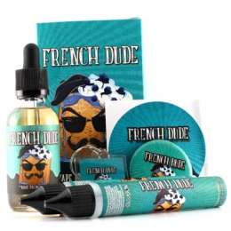 French Dude E-Liquids 120 ML