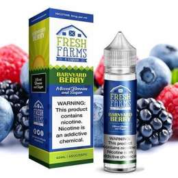 FRESH FARMS E-Liquid 60ML