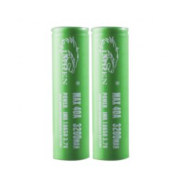 IMREN 18650 3200mAh 40A High Drain Battery