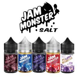 Jam Monster SALTS E-Liquid | 30ML Nic Salt