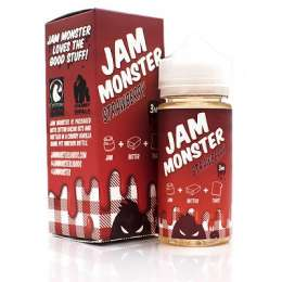 Jam Monster E-liquids - 100 ML