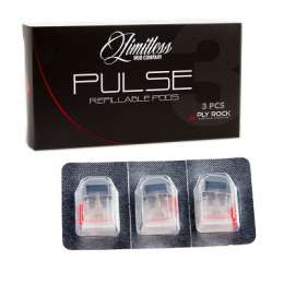Limitless Pulse Refillable Pods | 2mL