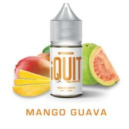 iQuit Salt Nicotine Premium E-Liquid 50MG | 30mL