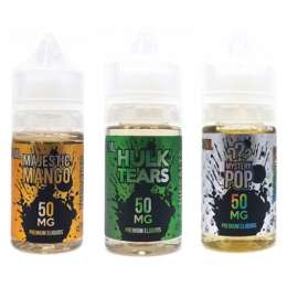 Mighty Vapors Nic Salt 30ML