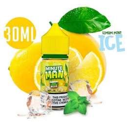 Minute Man E-Liquid | Nic Salt Vape Juice 30mL