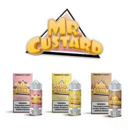 Mr. Custard E-Liquid 100ML
