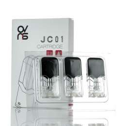 OVNS JC01 Replacement Cartridge | Vape Coils (3pc/pack)