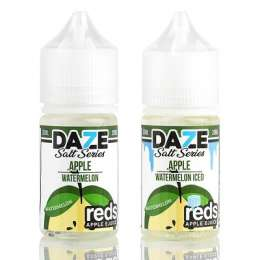 REDS APPLE - 7 Daze Reds SALT Series | 30mL Nic Salts E-Liquid